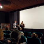 Fotos von der Premierenfeier in Tübingen am 04.10.2014